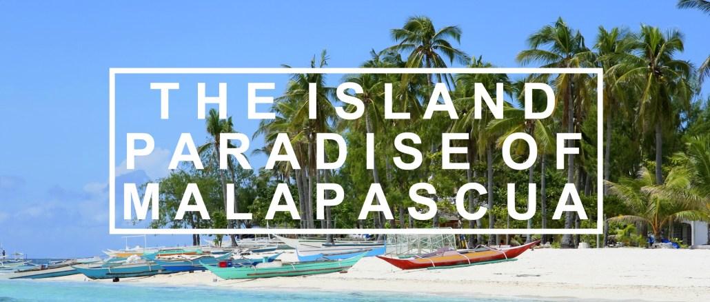 Malapascua cebu kalanggaman philippines