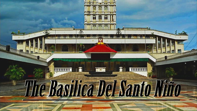 The Basilica Del Santo Niño Cebu