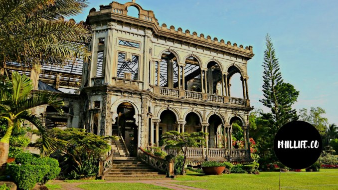 the ruins bacolod negros occidental history entrance fee talisay wedding