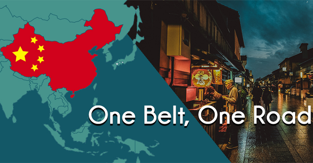 Image result for china's one belt one road project--Marco  Polo