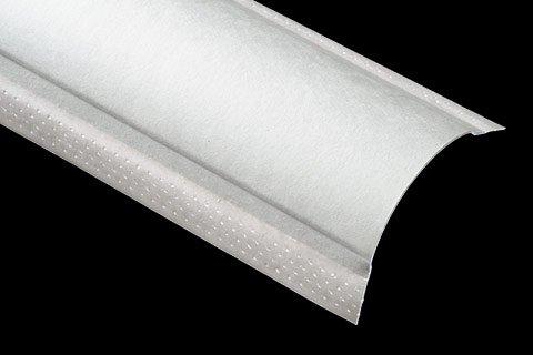 """paper faced metal corner bead 1-1/2"""" Bullnose (PHT)"""
