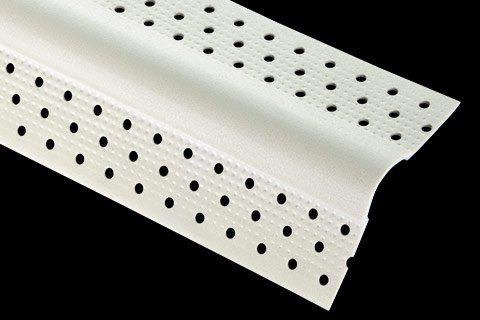 vinyl splay corner bead - gripstik Mini Bullnose Splay bead