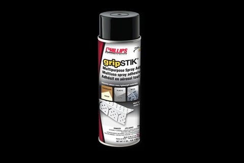 gripstik spray adhesive by Phillips Manufacturing