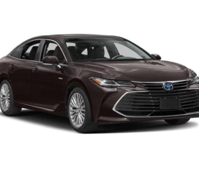 2019 Toyota Avalon Hybrid Limited In Leesburg Fl Phillips Toyota