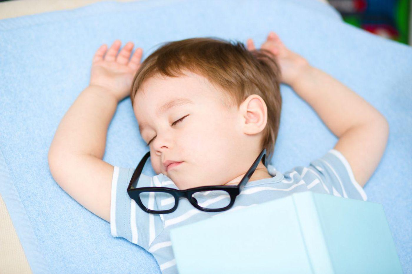 Afternoon Slump Naps Can Improve A Preschooler S