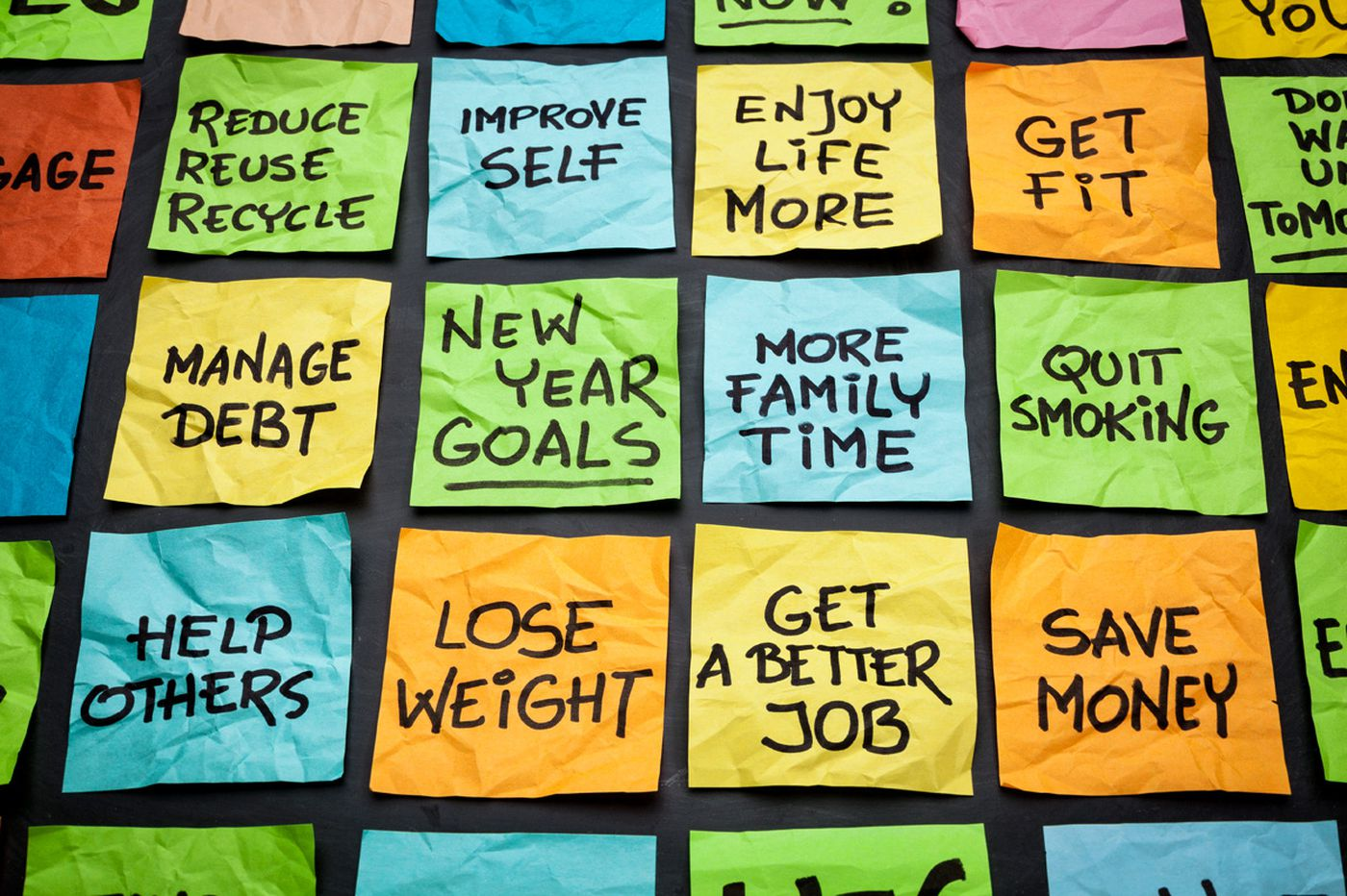 How To Involve Your Kids When Making New Year S Resolutions