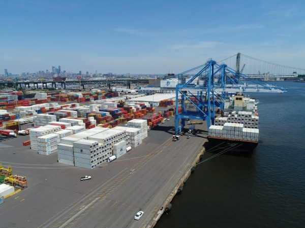 The Port of Philadelphia
