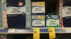 Walgreens ~ Nice! Facial Tissues only $0.99, ends 3/17!