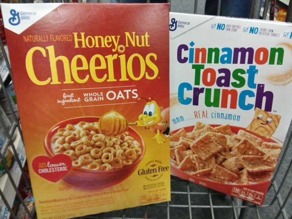 General Mills Cereals at CVS - Phillycouponmom.com