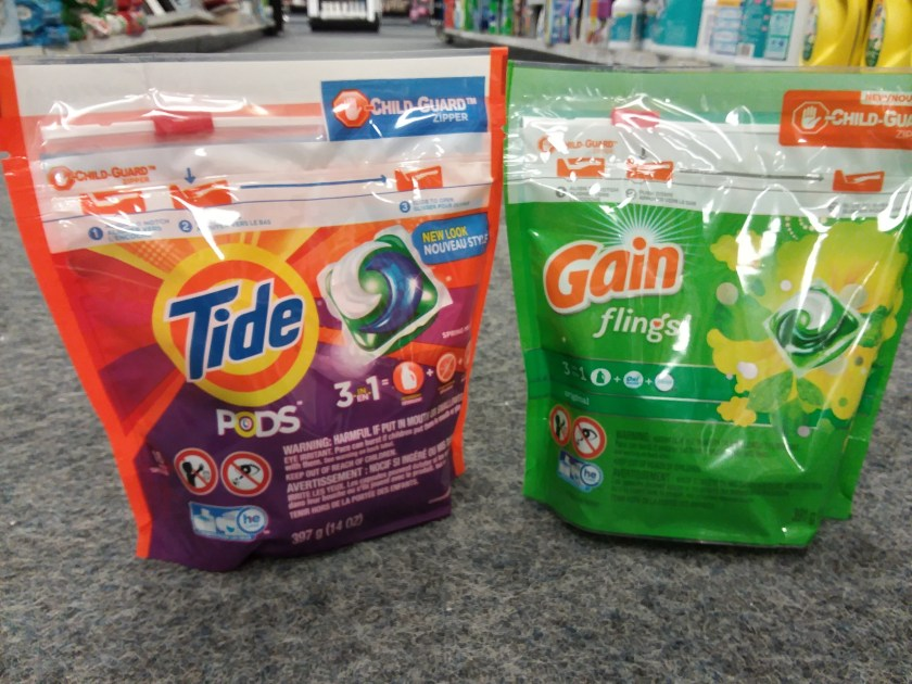 Tide pods or Gain Flings at CVS - Phillycouponmom.com
