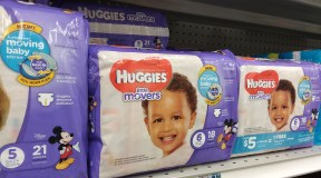 Rite Aid ~ Huggies Jumo Pack Diapers, Only $3.42, ends 10/27!