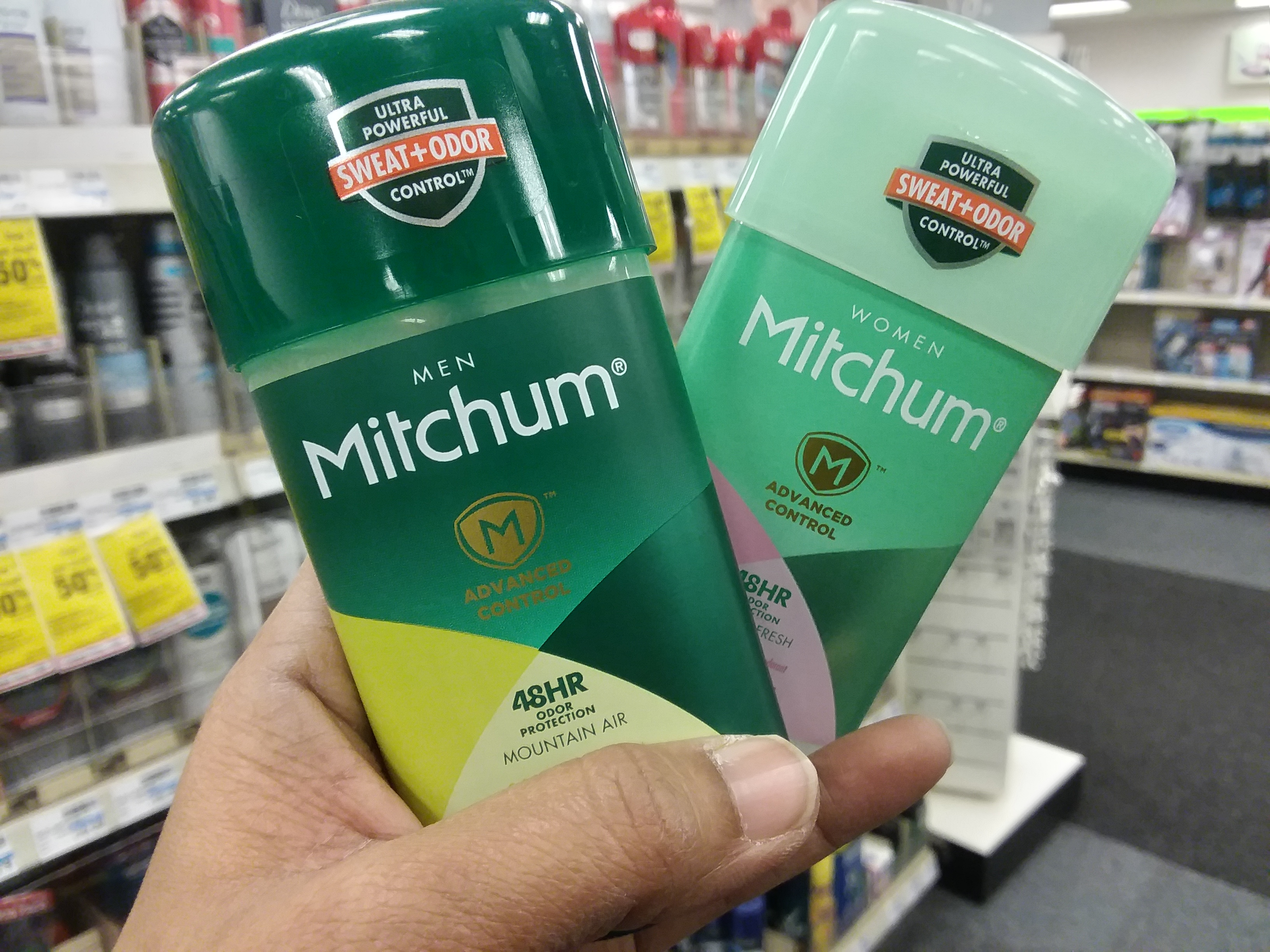 image relating to Mitchum Printable Coupon known as CVS ~ Mitchum Deodorant basically $1.99, finishes 3/24! ~ Philly