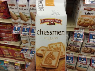 Pepperidge farm cookies at acme