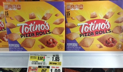Totinos pizza rolls at shoprite - Philly Coupon Mom