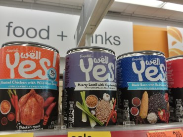 campbells well yes soup at walgreens