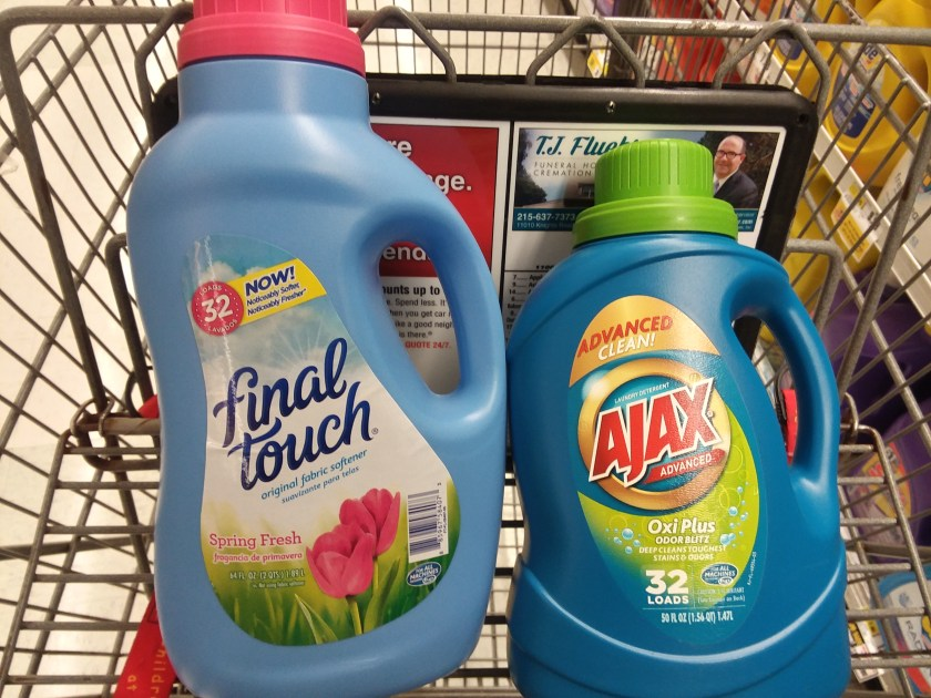 Ajax Detergent or Final Touch at Shoprite - Philly Coupon Mom