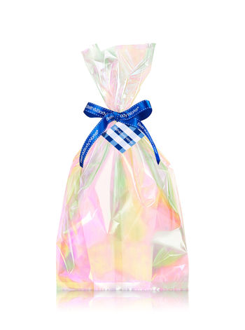 Bath & Body Works Cello Gift Wrap