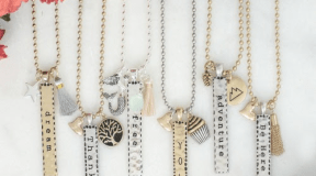 Cents of Style ~ Charm Necklaces- ONLY $11.99 + FREE Shipping w/code: BOLDCHARMS