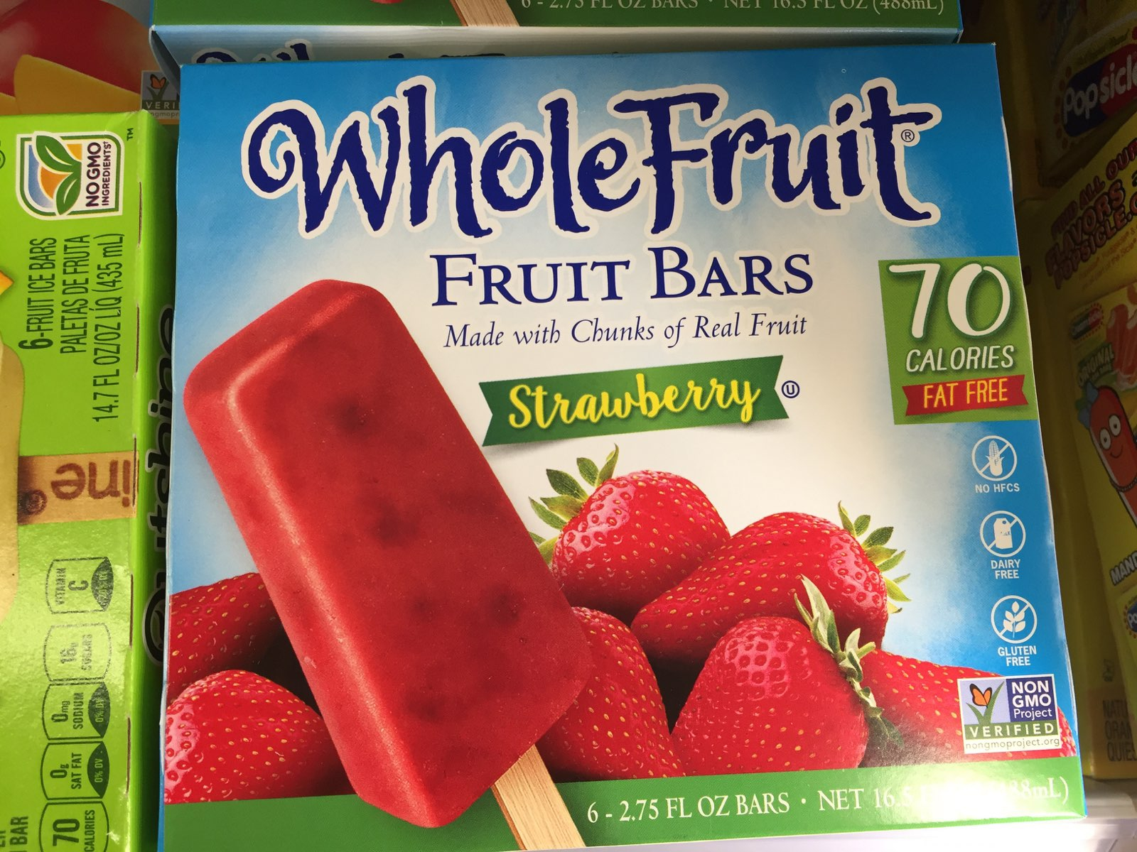 whole fruit bars at shoprite