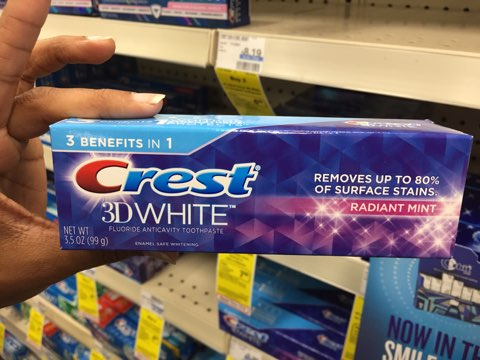 Crest 3D White at CVS - Philly Coupon Mom