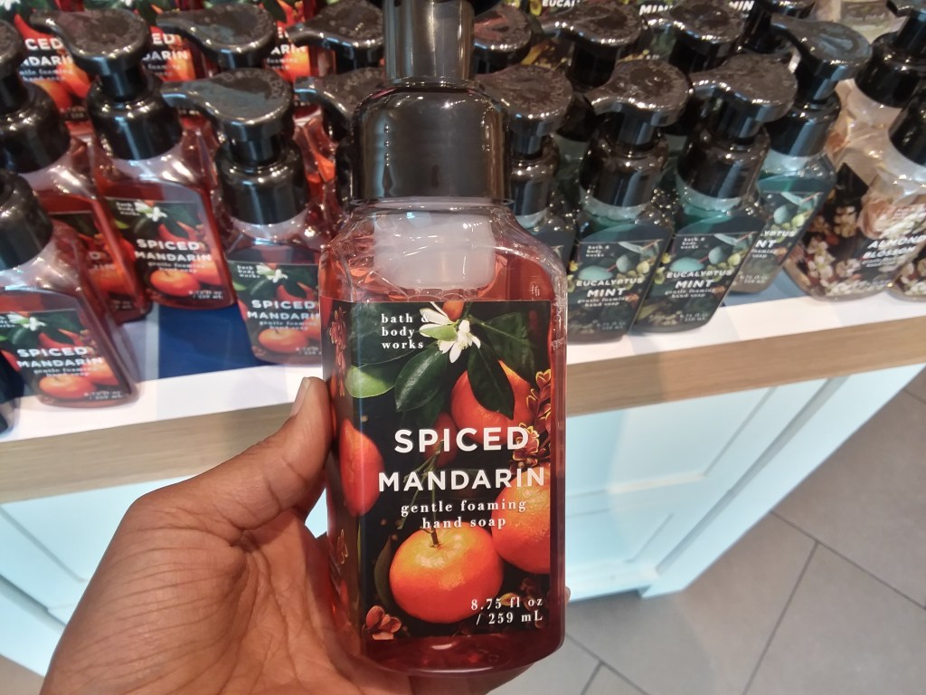 Bath & Body Works Hand Soap