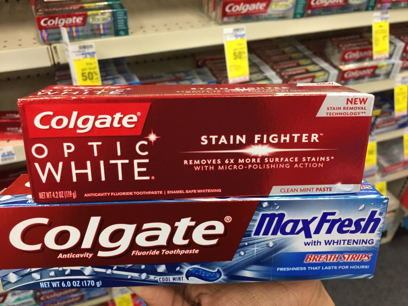 colgate toothpaste at cvs