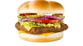 FREE Wendy's Burger with ANY Purchase, ends 9/30!