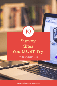 10 Survey Sites You MUST Try!