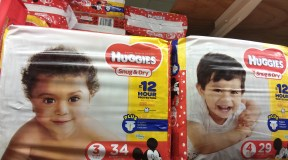 Shoprite ~ Huggies Snug and Dry Jumbo Diapers only $4.49, end 11/17!