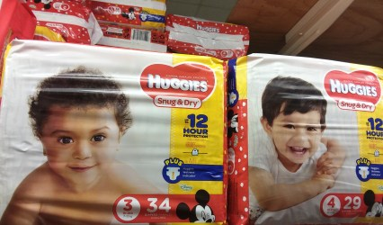 Huggies snug and dry at shoprite