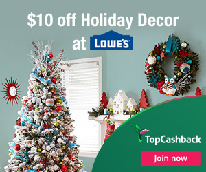 hot 10 free in holiday decor at lowes - Lowes Christmas Eve Hours