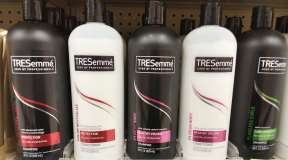 TRESemme Shampoo & Conditioner, Only $0.87 at Walgreens, ends 10/27!