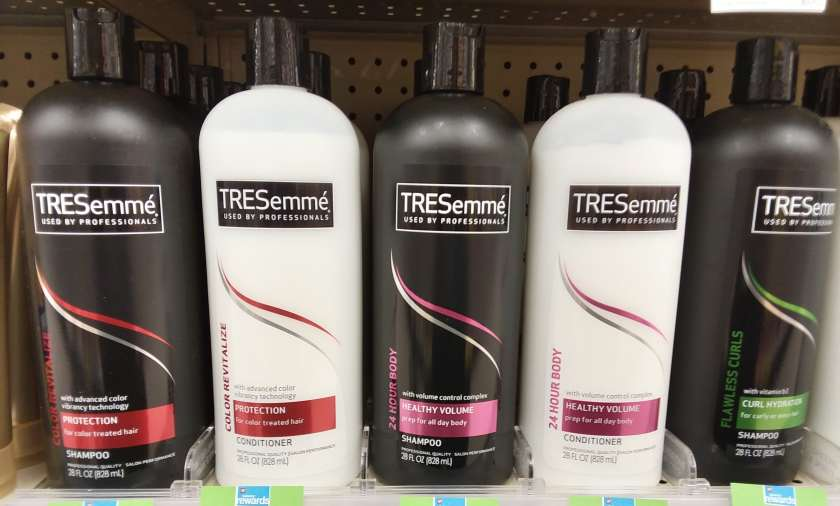 tresemme at walgreens