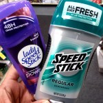 Speed Stick & Lady Speed Stick at CVS