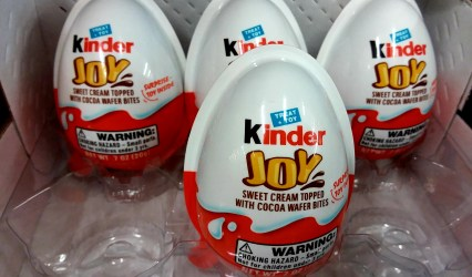 Kinder joy at Shoprite