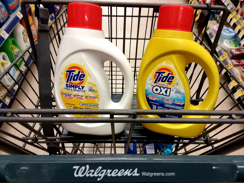 Tide Simply at Walgreen