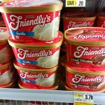 Friendlys Ice Cream at Shoprite