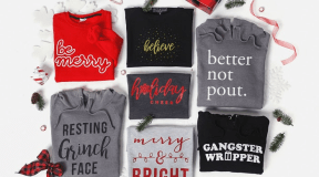 Last Chance Holiday Graphics! Starting at $16.95 + FREE Shipping w/code: HOLIDAYSTEALS!