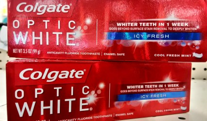 Colgate Optic White at CVS - Philly Coupon Mom