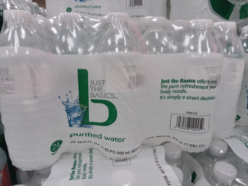 Just the Basics Water at CVS - Philly Coupon Mom