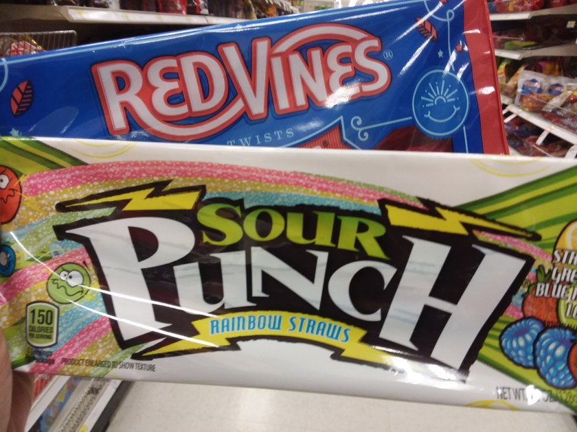 Sour Punch Straws Or Red Vines at Target - Philly Coupon Mom