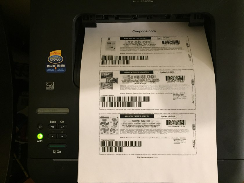 Printable coupons - Philly Coupon Mom
