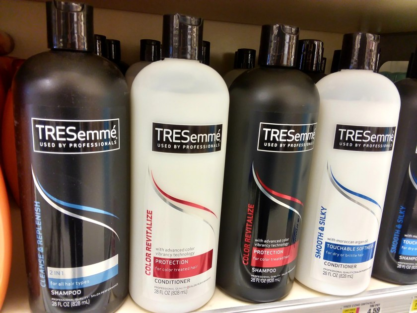 Tresemme at Shoprite
