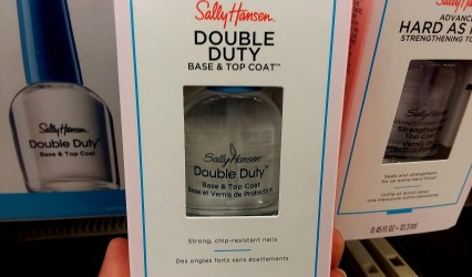 Sally Hansen Double Duty at RA - Philly Coupon Mom