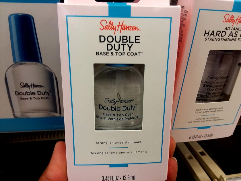 Sally Hansen Nail Strengthener, only $1.72 at Rite Aid, ends 4/27 ...