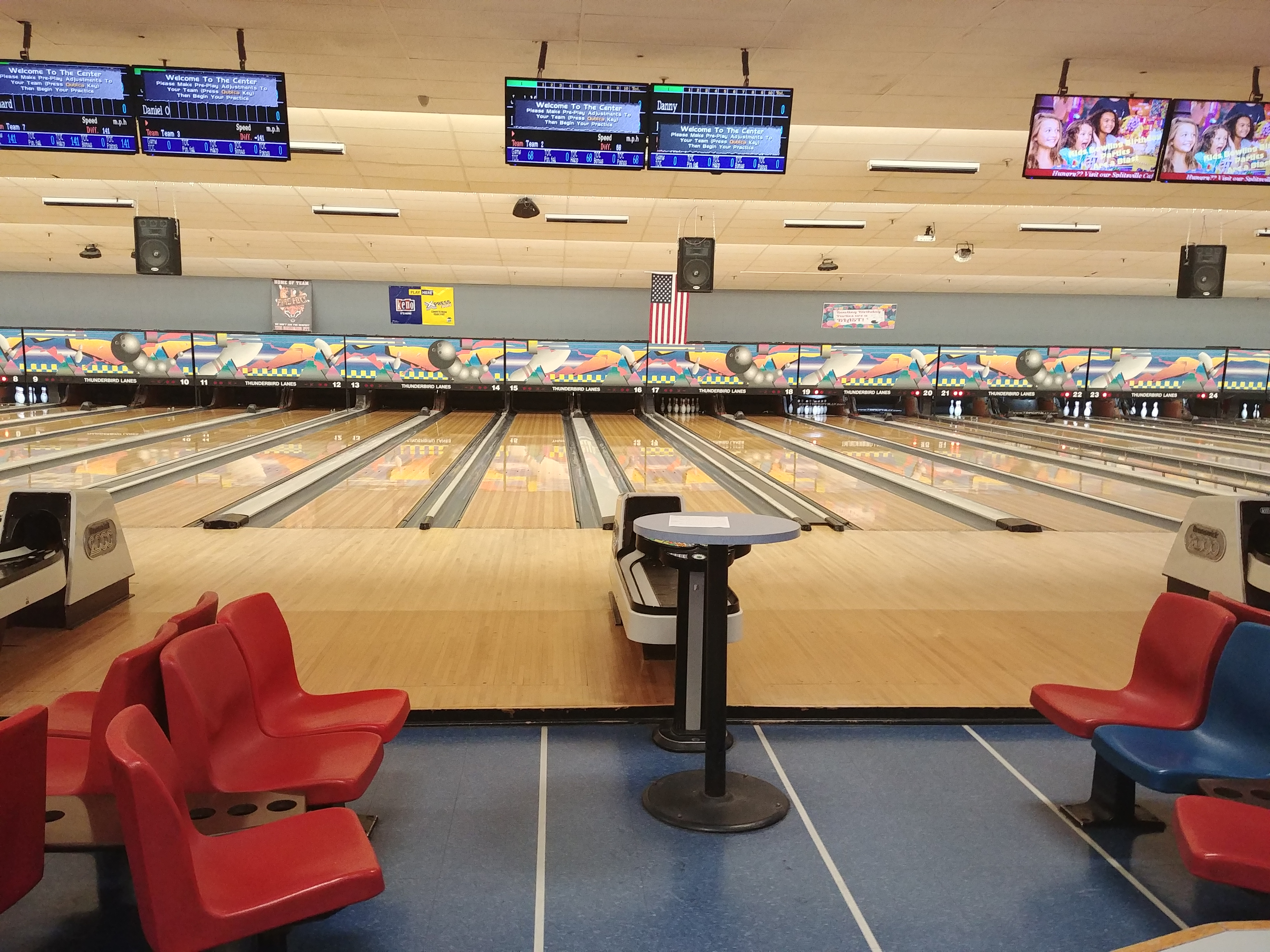 Bowling Alley - Philly