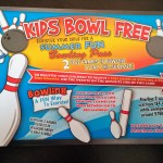 Kids Bowl FREE Post card