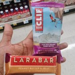 Larabar & Clif Bar at Shoprite
