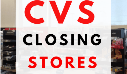 CVS is Closing Stores - philly coupon mom