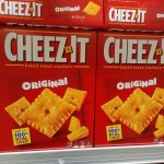 Cheez-It Crackers at Shoprite